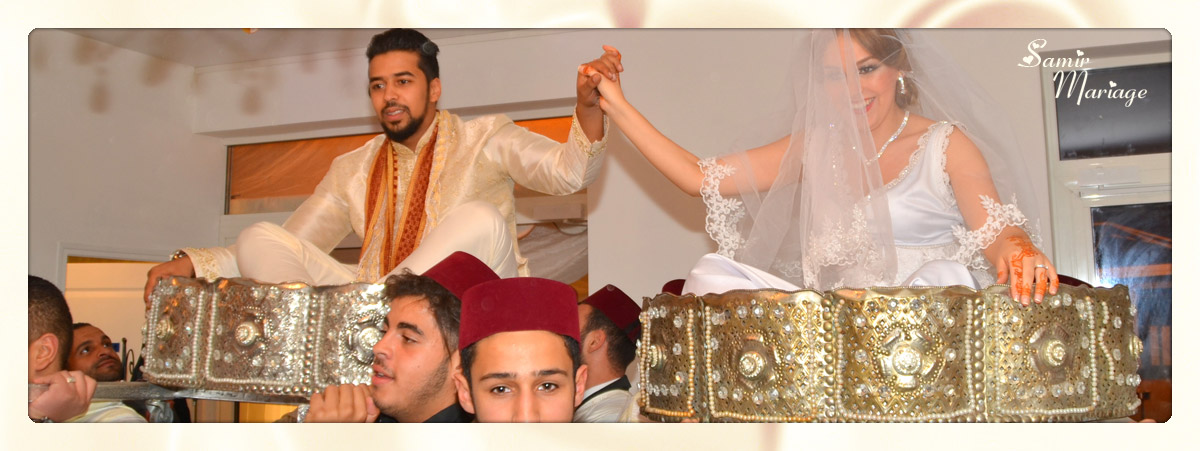 Photo Mariage Arabe Roquefort